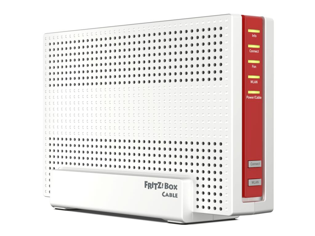 FritzBox 6690 Cable angekündigt.