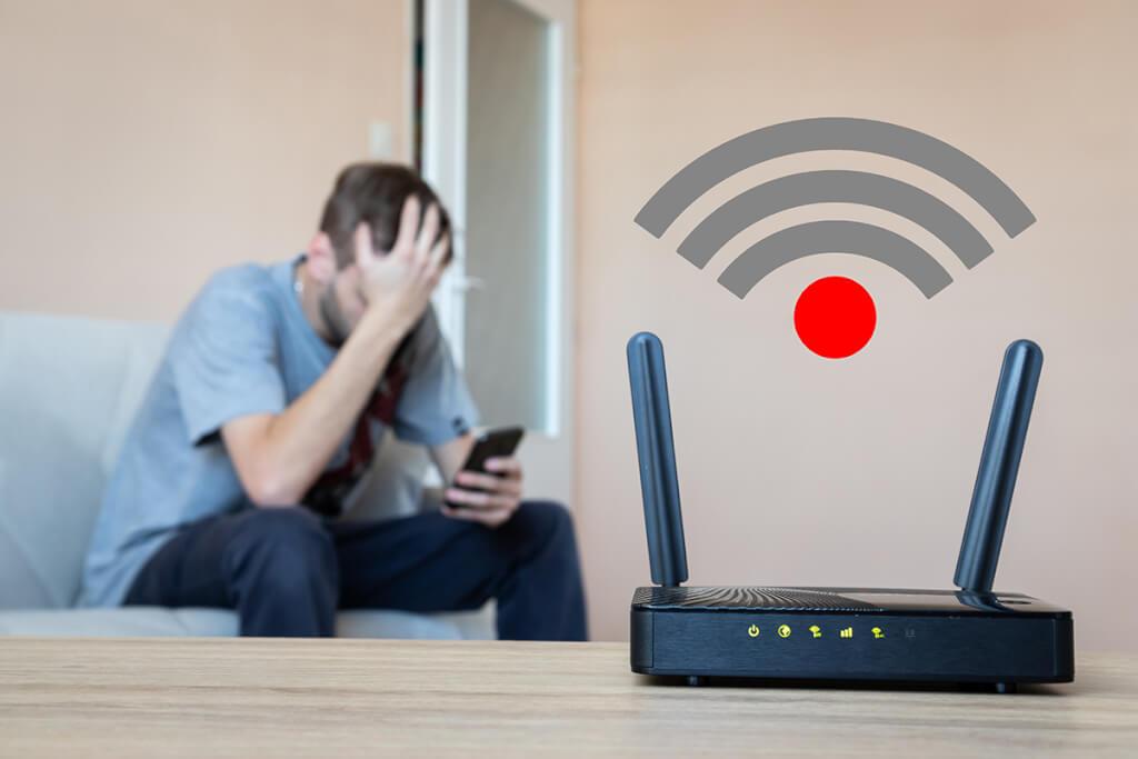 Top 5 W-LAN Tipps bei W_Lan Problemen
