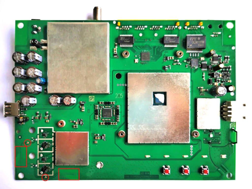 FritzBox 20 Cable und FritzBox 20 Cable im Vergleich – REFBox