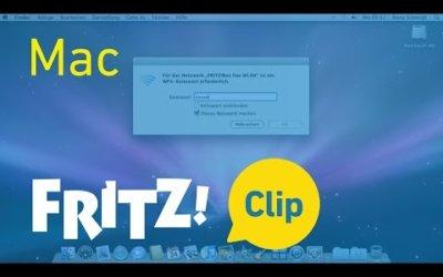 REFBox mit dem Mac